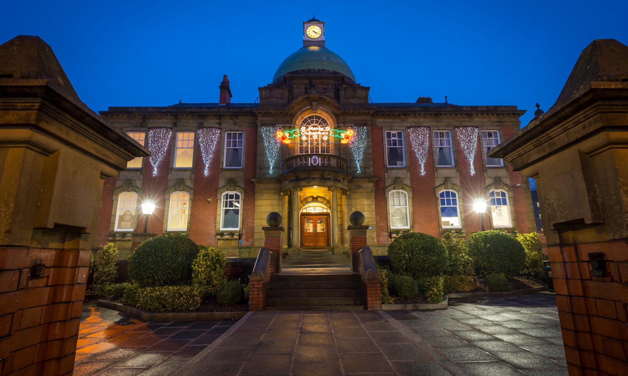 Chadderton Town Hall